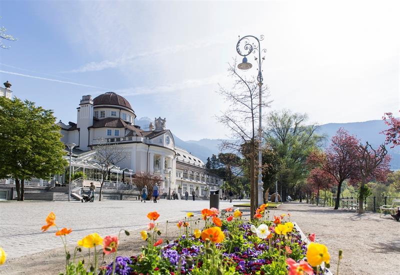 Anno turistico 2018: a Merano pernottamenti ancora sopra al milione ...