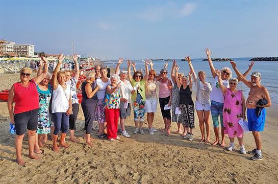 Vacanze assistite per 91 anziani/e meranesi - Comune di Merano ...